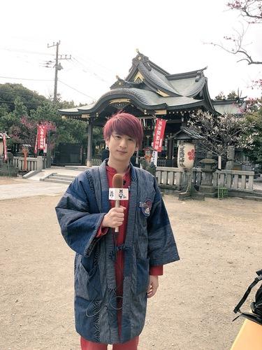 テレビ神奈川の猫のひたいほどワイドで当社が取り上げられました。俳優の青木一馬さんがご来社下さいました。